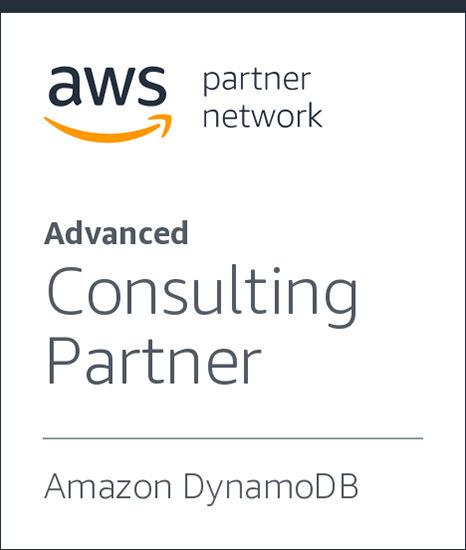 aws consulting partner amazon DynamoDB