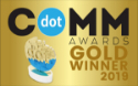 Dot COMM Awards Gold Winner 2019