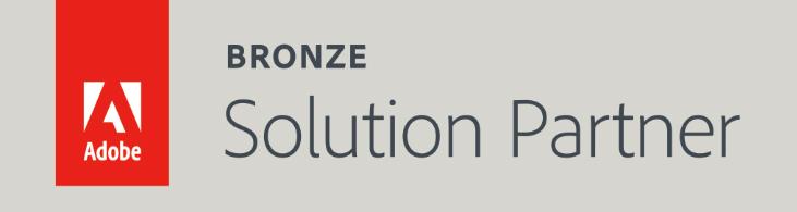 Adobe ecosystem bronze partner