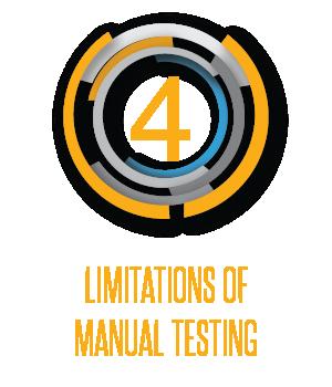 Mobile qa manual testing limitations