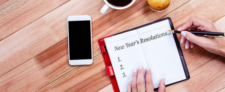 New Year's Resolutions for App Development and Testing
