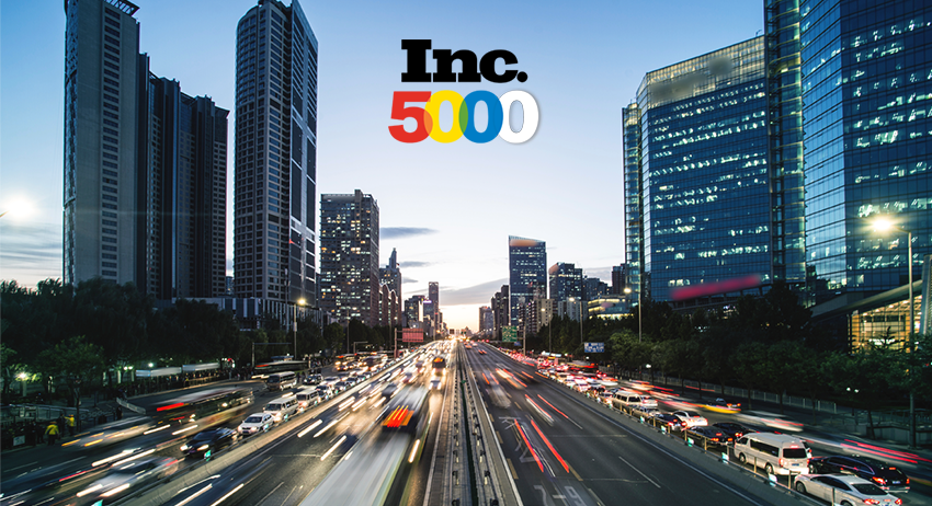 Infostretch among top 1000 in the Inc.500|5000 List of America's Fastest Growing Private Companies