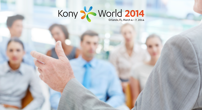 Infostretch Attended Partner Event Kony World 2014