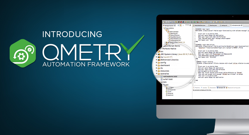 QMetry Automation News