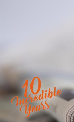 Infostretch India Celebrates 10 Incredible Years!