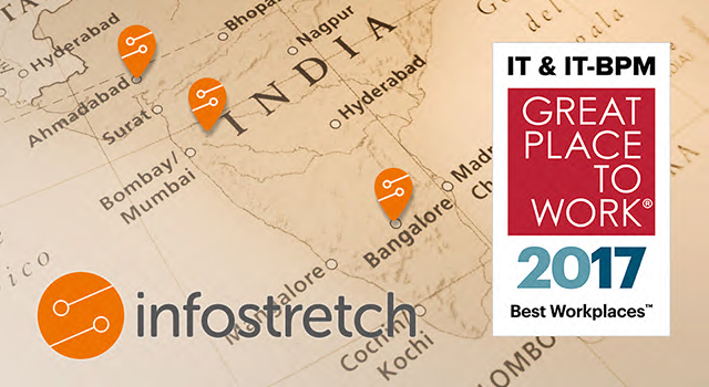 Best Places to work- Infostretch