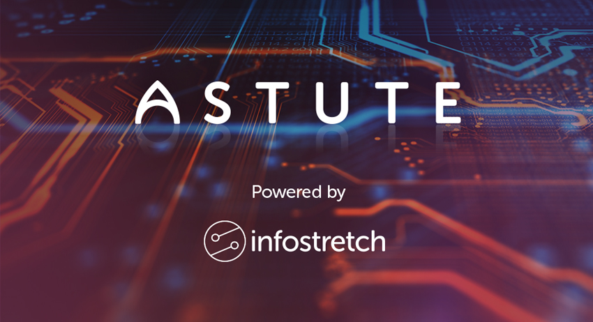 Infostretch Astute AI Software testing tool