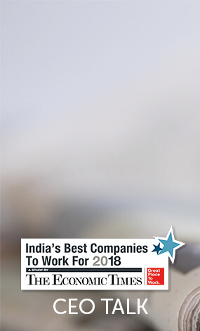 Read our interview with our CEO Rutesh Shah for GPTW as one of the 100 Best Companies