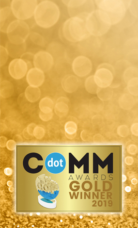 Infostretch Secures Gold dotCOMM Award for DTV, The Digital Transformation Channel on YouTube