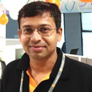 Apurv Doshi - Senior Solutions Architect