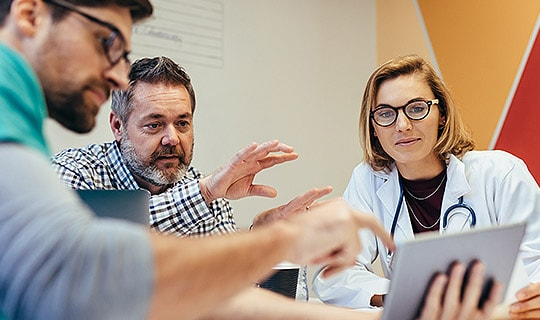 Creating Next Generation Technology Solutions in Healthcare