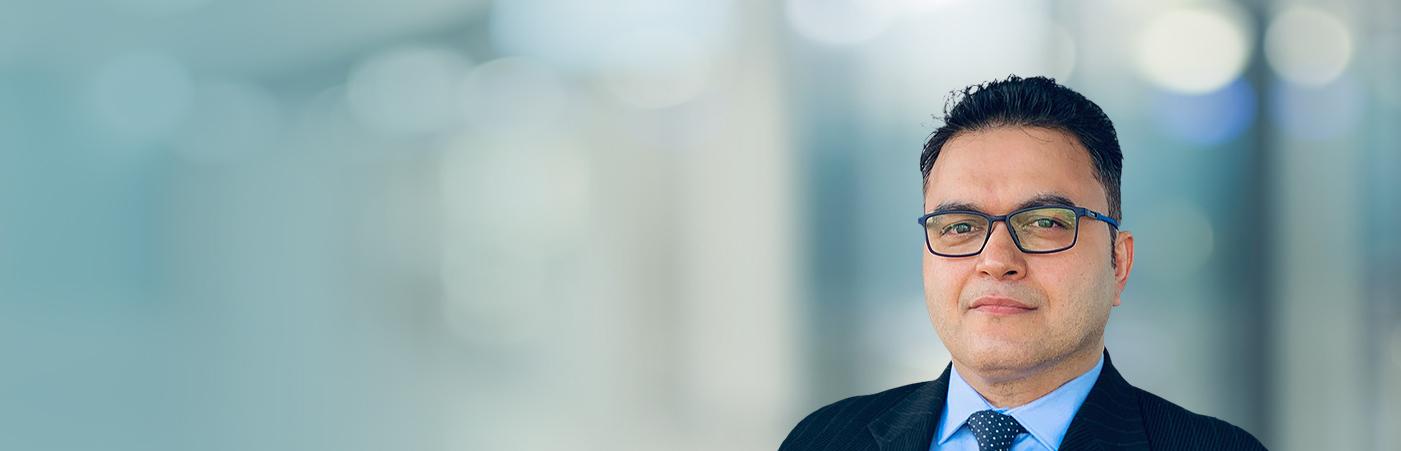 Rishabh Mishra - Vice President, Head of Corporate Development
