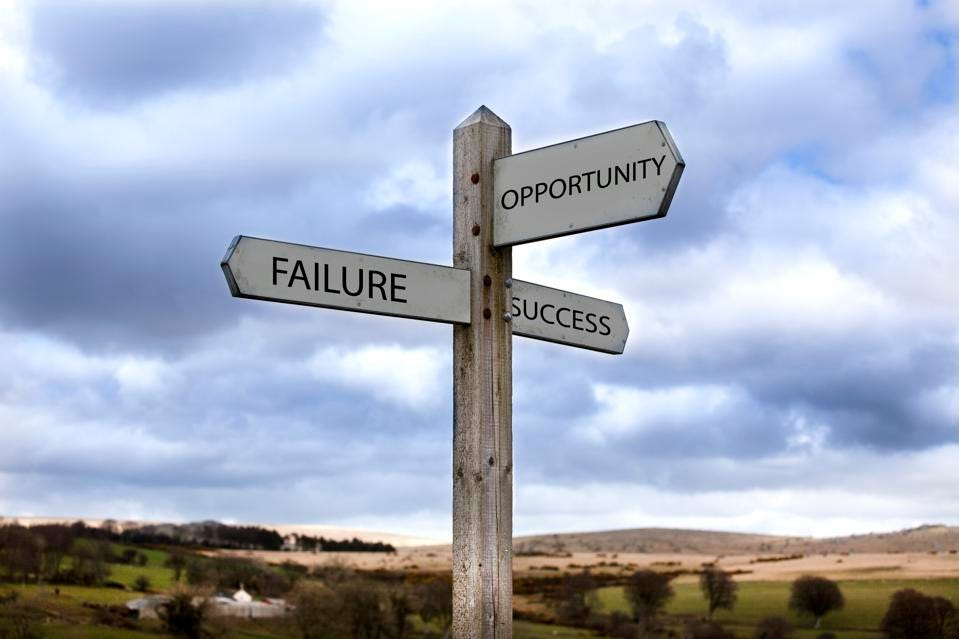 Three Ways Failure Should Be Used To Succeed In The Digital World